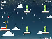 Angry birds merry Christmas j�t�k