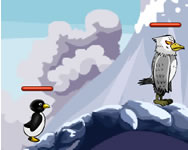 Angry Penguin Angry Birds j�t�kok